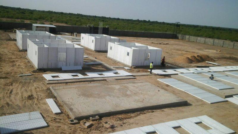 Nigeria Home Builders - Polystyrene Industroes
